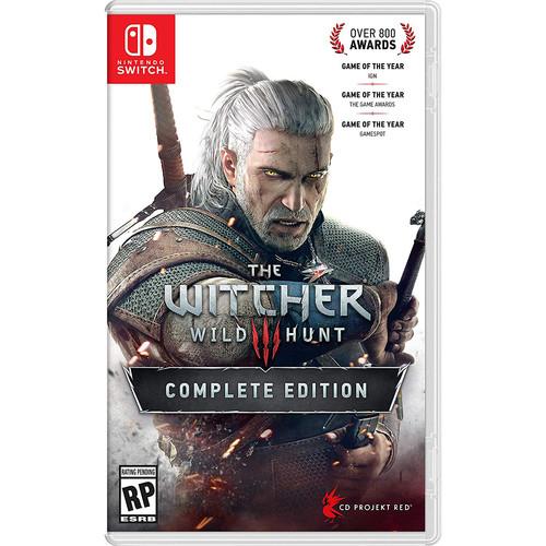 Warner Bros. The Witcher 3: Wild Hunt - Complete Edition (Nintendo Switch)