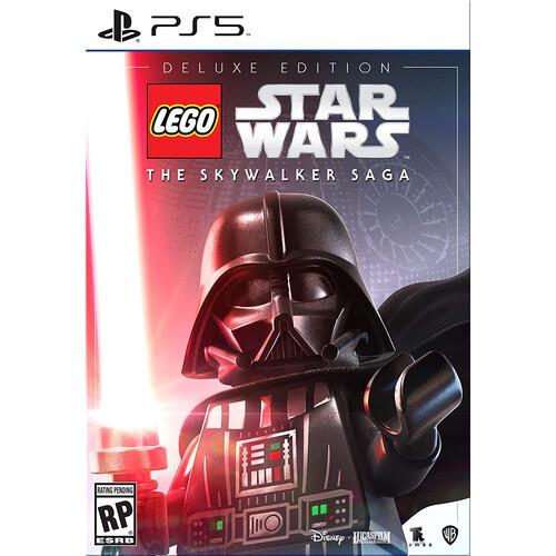 Warner Bros. Lego Star Wars: The Skywalker Saga - Deluxe Edition (PS5)