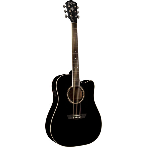 washburn wd10ceb apprentice series acoustic electric wd10ceb b h. Black Bedroom Furniture Sets. Home Design Ideas