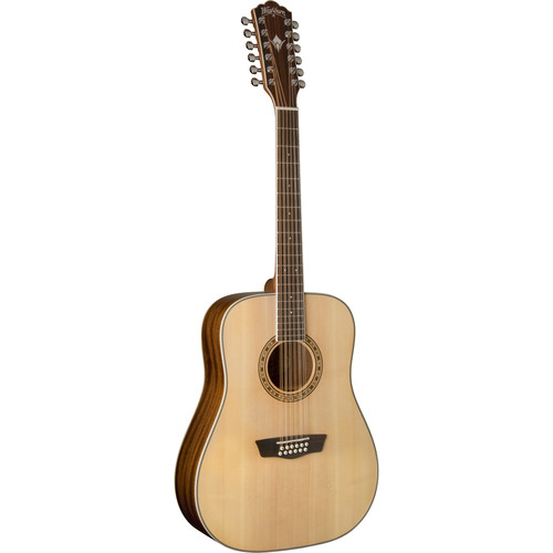 Washburn Heritage 10 Series WD10S12 12-String Acoustic Guitar (Natural)