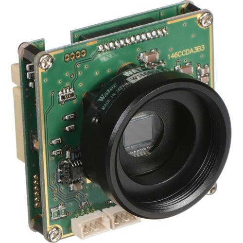 Watec WAT-910HX/BD 570TV Monochrome Ultra Low Light Camera
