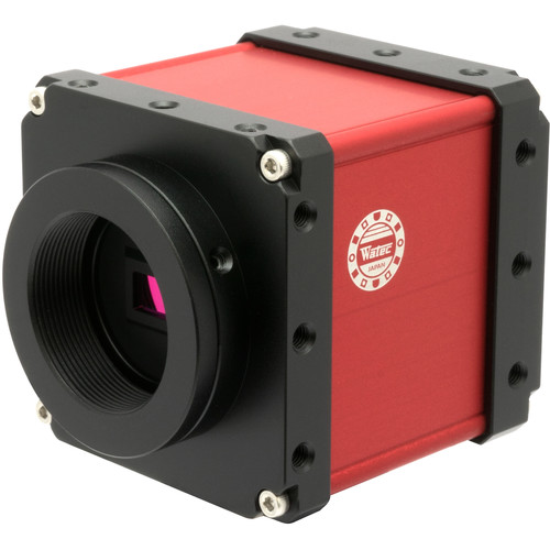 Watec 3G-SDI High-Definition Color Camera