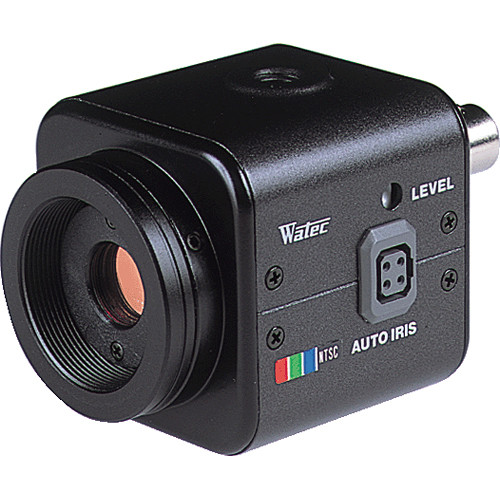 Watec 221S2-WAT 550TVL Mini Box Camera (No Lens)
