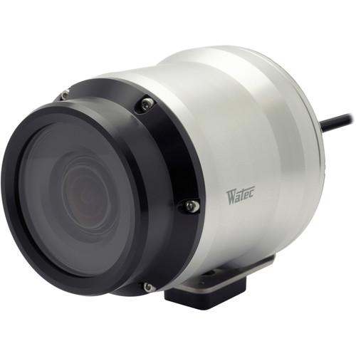 Watec 400D2 650 TVL Waterproof Color Camera with 2.8mm Lens