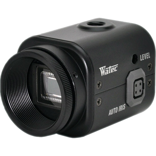"Watec 910HX 1/2"" 570 TVL Wide Dynamic Range Camera without Lens (CCIR)"