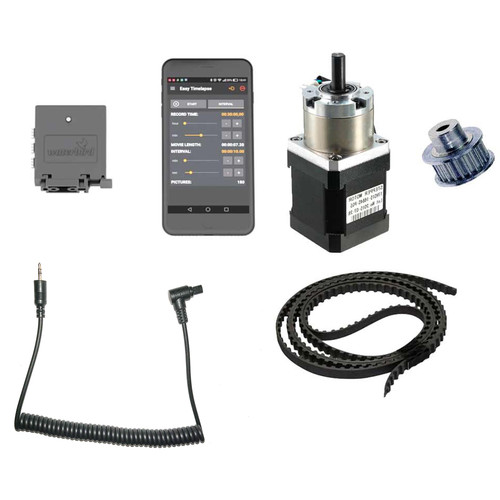 Waterbird Camera Control Unit with Canon N3 Cable and Mobile App