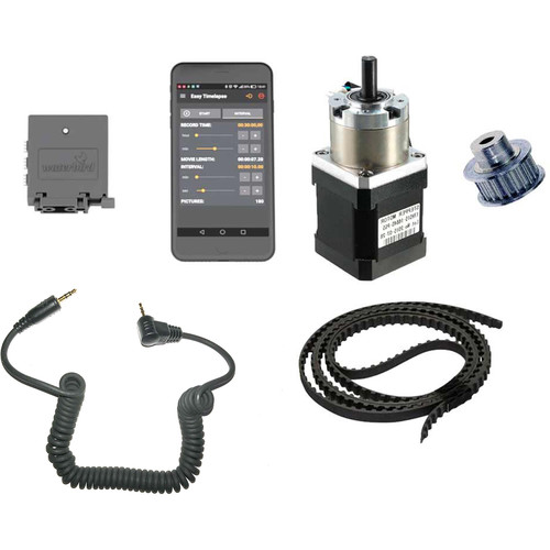 Waterbird Camera Control Unit Kit with Canon E3 Cable and Accessories