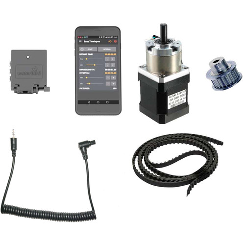Waterbird Camera Control Unit Kit with Canon N3 Cable and Accessories