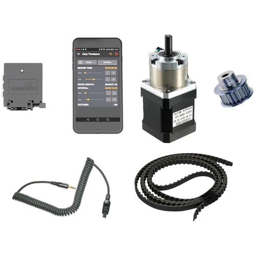 Waterbird Camera Control Unit Kit with Nikon 3N/DC2 Cable and Accessories
