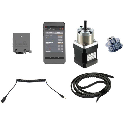 Waterbird Camera Control Unit Kit with Olympus UC1 Cable and Accessories