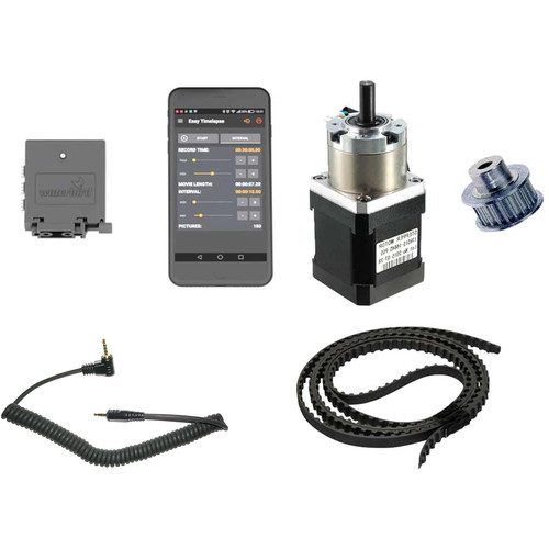 Waterbird Camera Control Unit Kit with Panasonic 4-Pole/L1 Cable and Accessories