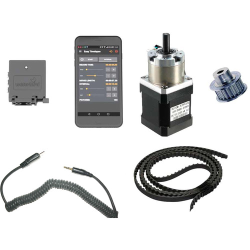 Waterbird Camera Control Unit Kit with Sony Alpha S2 Cable and Accessories