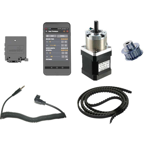 Waterbird Camera Control Unit Kit with Sony Alpha S Cable and Accessories