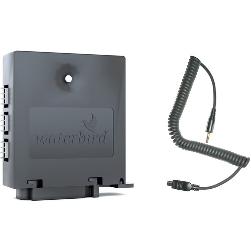 Waterbird Camera Control Unit with Nikon 3N/DC2 Cable and Mobile App