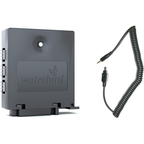 Waterbird Camera Control Unit with Nikon DC1 Cable and Mobile App