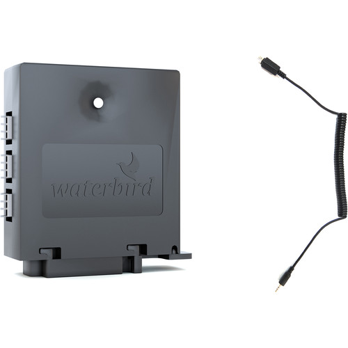 Waterbird Camera Control Unit with Olympus UC1 Cable and Mobile App
