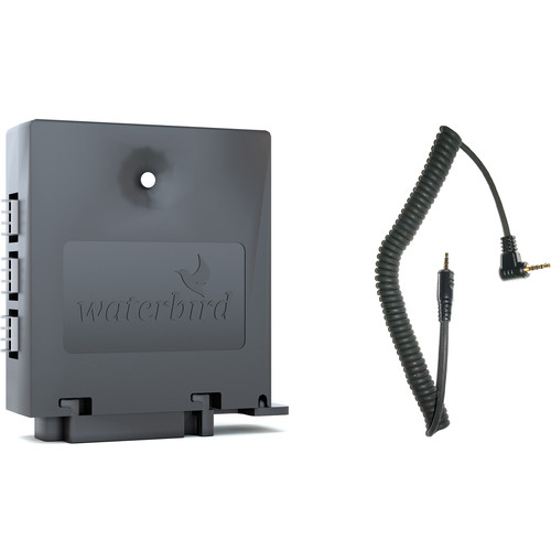Waterbird Camera Control Unit with Panasonic 4-Pole/L1 Cable and Mobile App