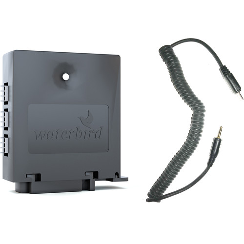 Waterbird Camera Control Unit with Sony Alpha S2 Cable and Mobile App