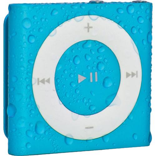 Waterfi Waterproofed iPod Shuffle (Blue)