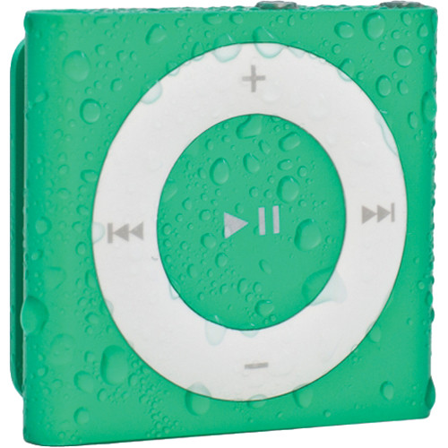 Waterfi Waterproofed iPod Shuffle (Green)