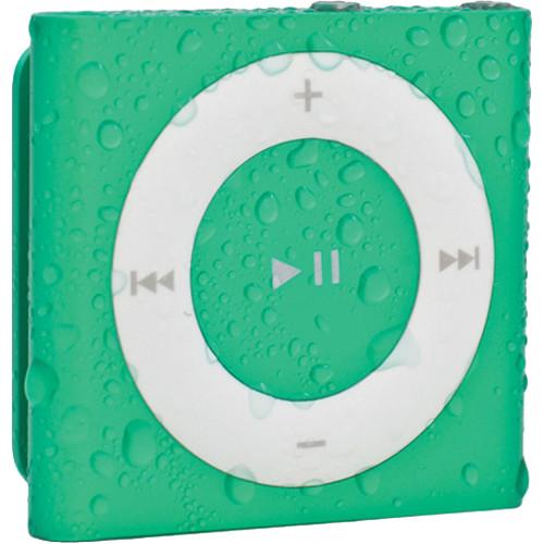 Waterfi Waterproofed iPod Shuffle (Green)