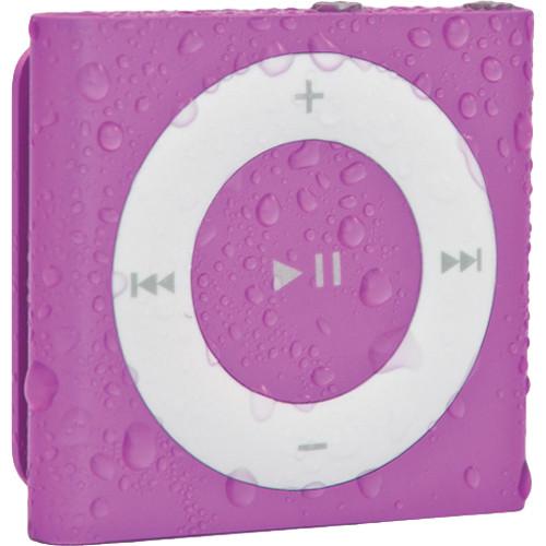 Waterfi Waterproofed iPod Shuffle (Purple)