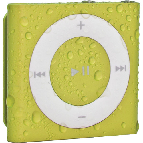 Waterfi Waterproofed iPod Shuffle (Yellow)