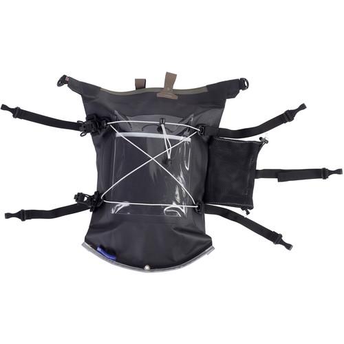 WATERSHED Aleutian Deck Bag (Black)