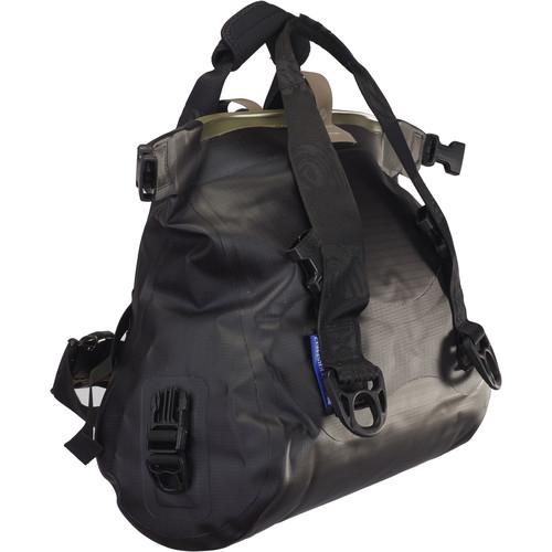 WATERSHED McKenzie Handlebar Bag (Black)