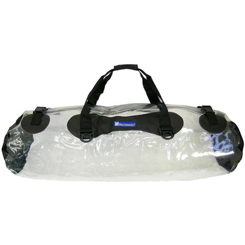 WATERSHED Mississippi Duffel Bag (Clear)