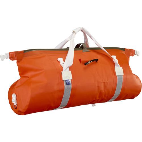 WATERSHED Survival Equipment Bag (Large, Orange)