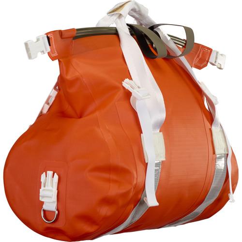 WATERSHED Survival Equipment Bag (Small, Orange)