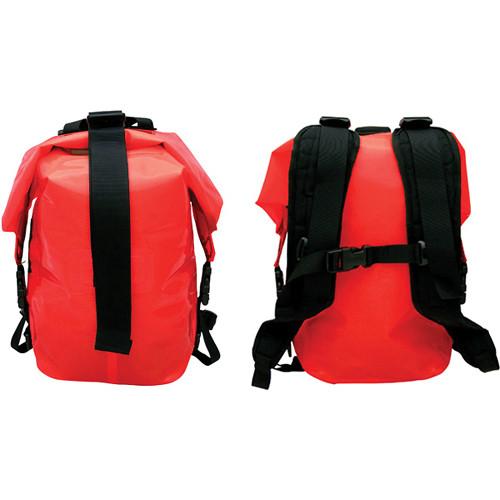 WATERSHED Big Creek Backpack (Red)