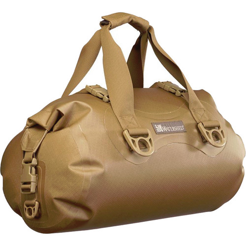 WATERSHED Chattooga Duffel Bag (Coyote)