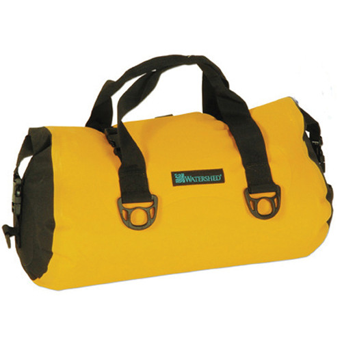WATERSHED Chattooga Duffel Bag (Yellow)