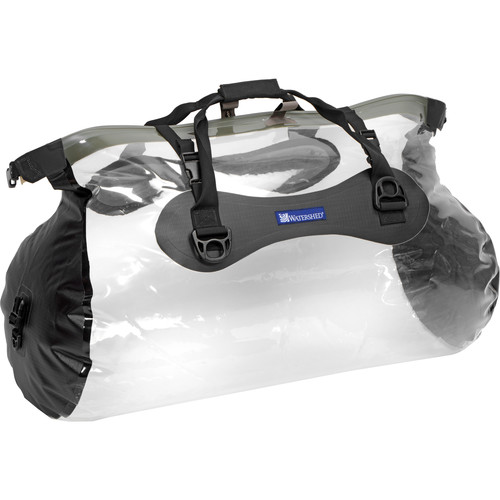 WATERSHED Colorado Duffel Bag (Clear)