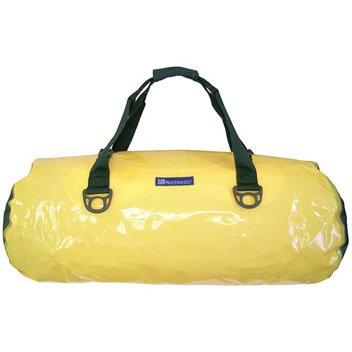 WATERSHED Colorado Duffel Bag (Yellow)