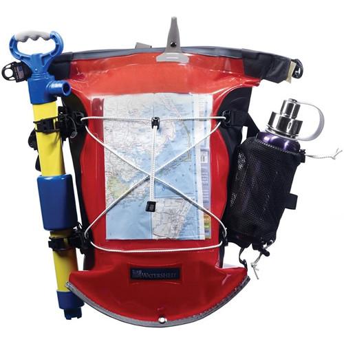 WATERSHED Aleutian Deck Bag (Red)