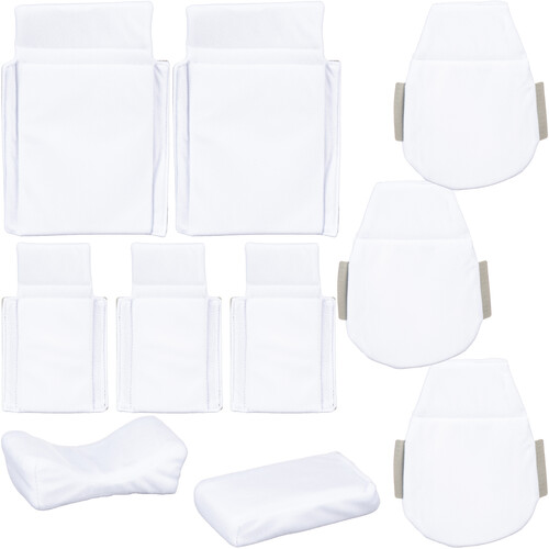 WATERSHED Padded Divider Set for Chattooga (White)