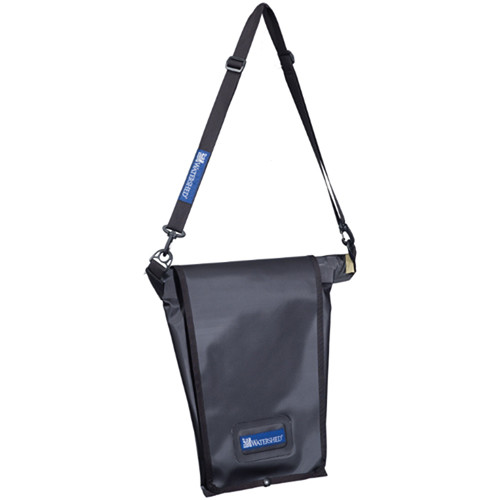 WATERSHED Grid Tablet Bag (Black)