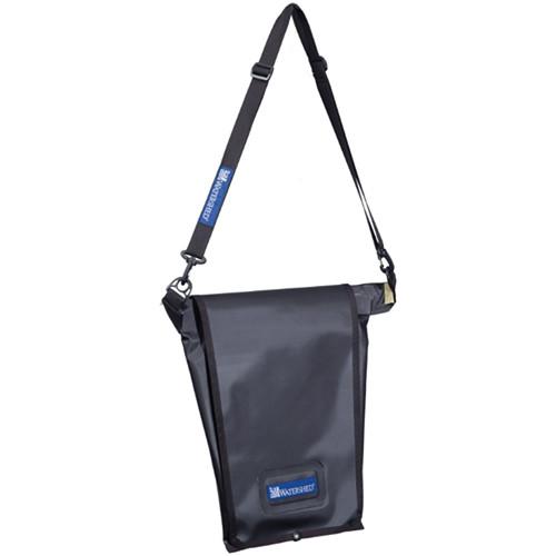 WATERSHED Grid Tablet Bag (Black)
