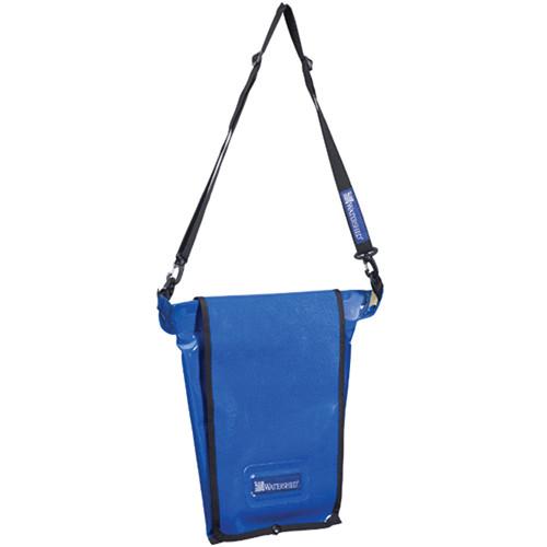 WATERSHED Grid Tablet Bag (Blue)