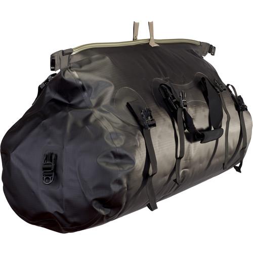 WATERSHED Mississippi Duffel Bag (Black)