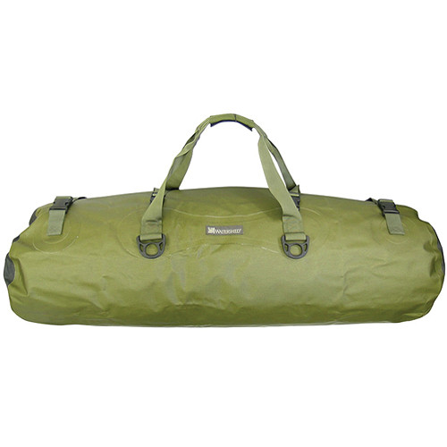 WATERSHED Mississippi Duffel Bag (Green)