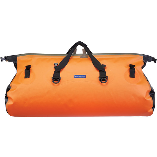 WATERSHED Mississippi Duffel Bag (Orange)