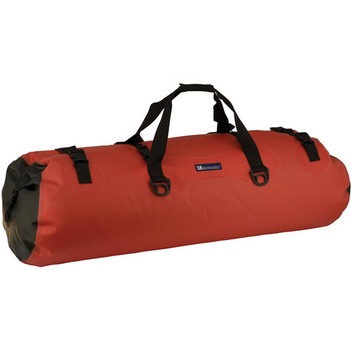 WATERSHED Mississippi Duffel Bag (Red)