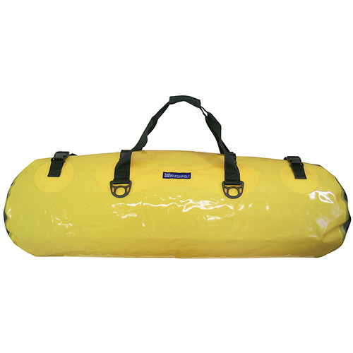 WATERSHED Mississippi Duffel Bag (Yellow)