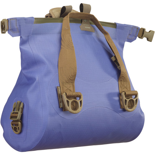 WATERSHED Ocoee Duffel Bag (Blue)