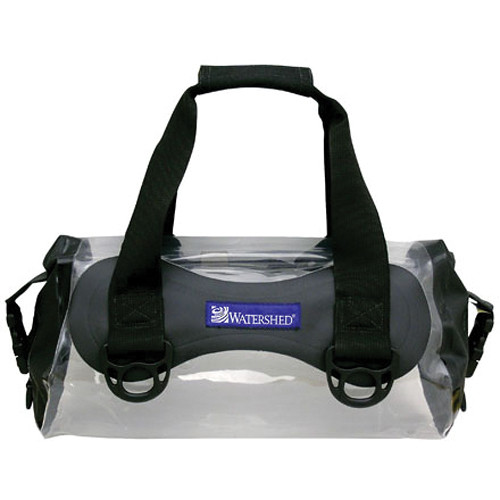 WATERSHED Ocoee Duffel Bag (Clear)