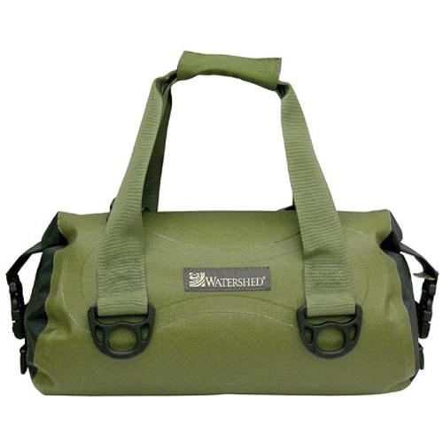 WATERSHED Ocoee Duffel Bag (Green)